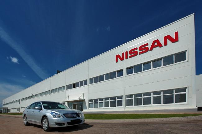 Nissan Pathfinder будет выпускаться в Санкт-Петербурге