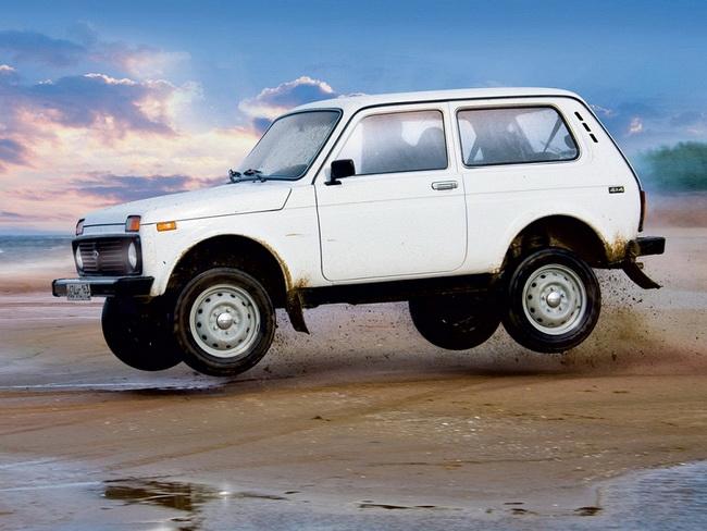 Lada 4x4 получит новый мотор
