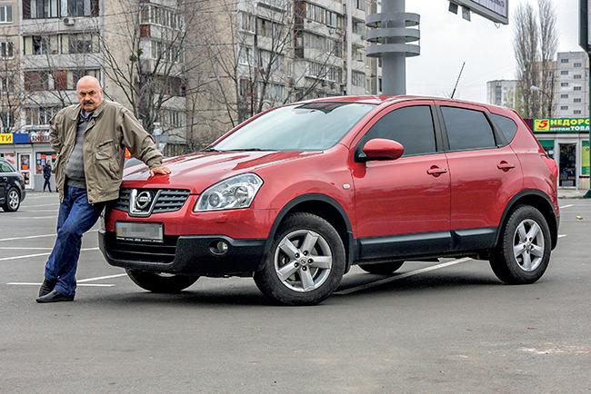 Сравнительный тест-драйв Hyundai Tucson - Nissan Qashqai