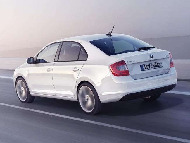 Skoda Rapid будет выпускаться на российском заводе Volkswagen