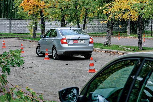 Народный тест Skoda Rapid