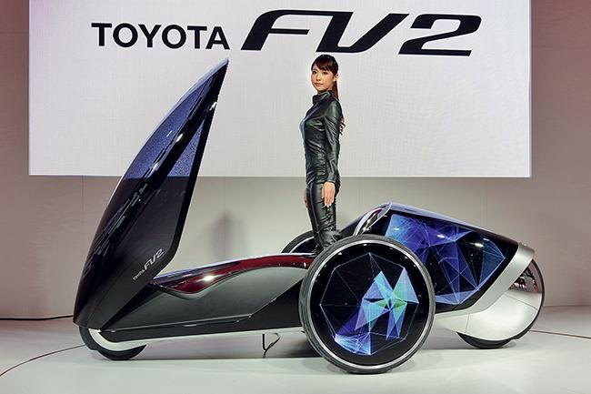 Токийский автосалон