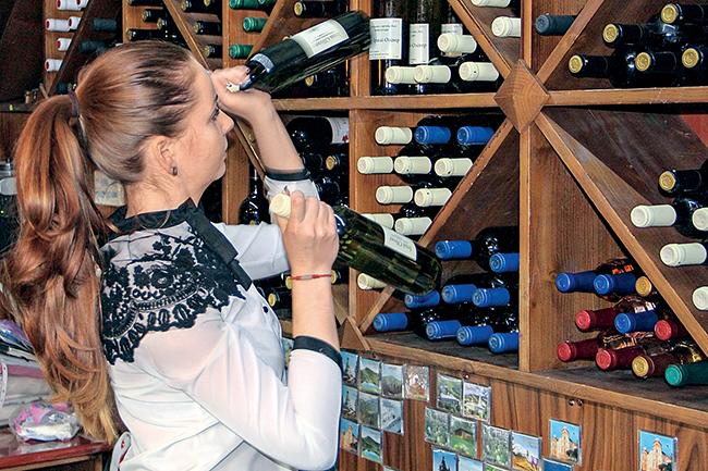 Праздник молодого вина в Ужгороде