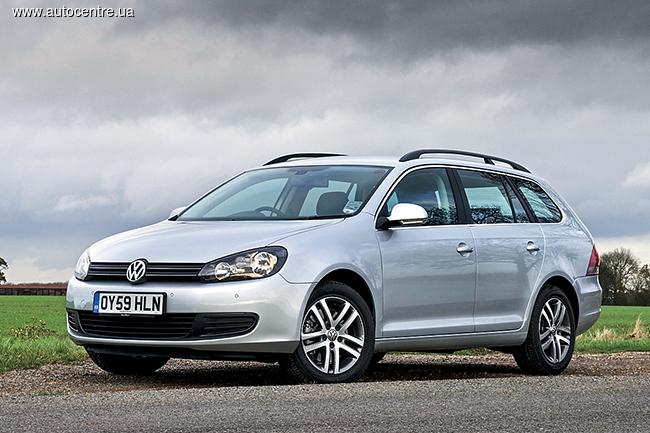 Тест-драйв Volkswagen Golf 7 Variant 2.0 TDI