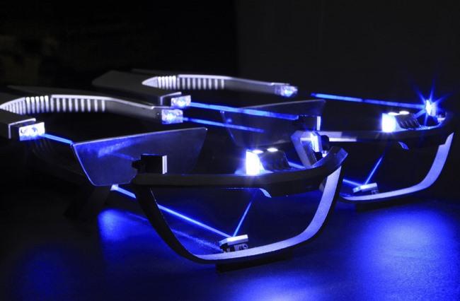 Лазерные фары впервые появятся на автомобиле BMW