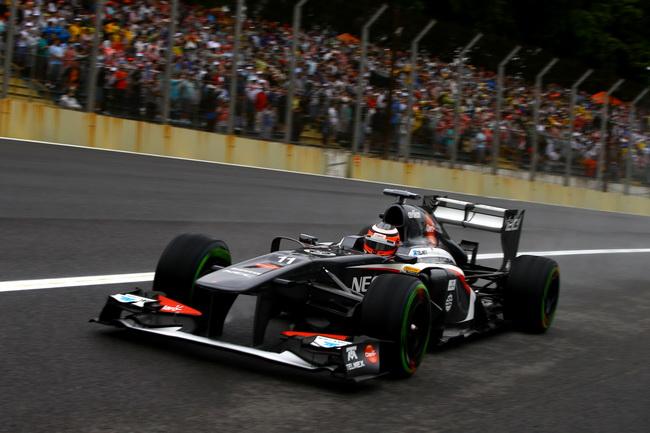 Нико Хюлкеберг заключил контракт с Force India