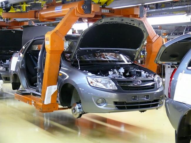 «АвтоВАЗ» готовится к запуску производства Datsun