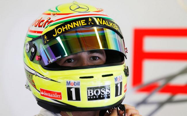 Force India объявила о подписании контракта с Серхио Пересом
