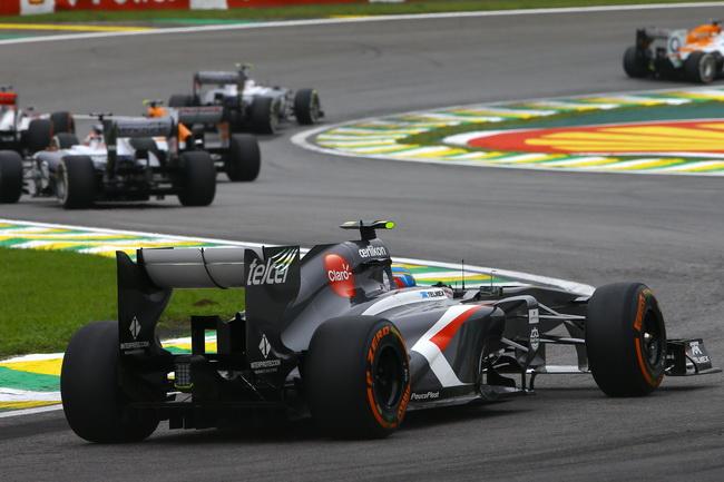 Адриан Сутиль заключил контракт с Sauber