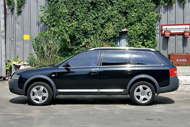 Сравнительный тест-драйв Audi Allroad, Skoda Octavia Scout, Subaru Legacy Outback, Volvo XC740