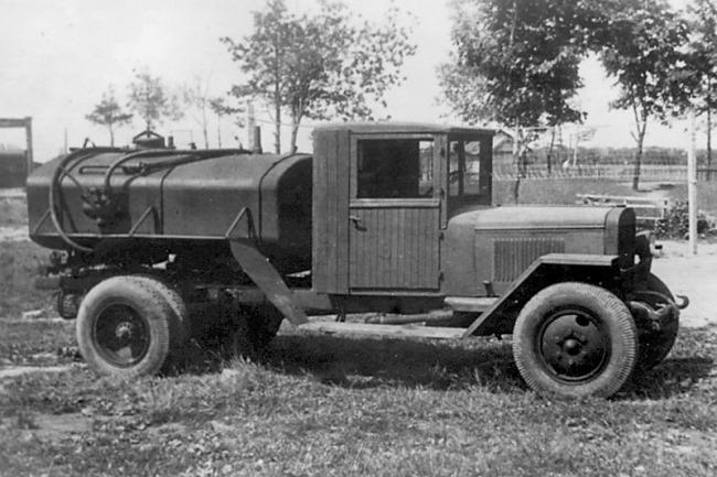 грузовик ЗИС-5