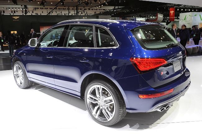 Детройт автошоу 2013: Audi SQ5