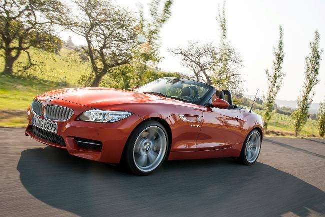 Детройтский автосалон 2013: обновленный родстер BMW Z4