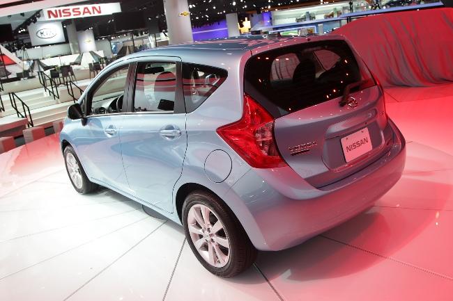 Детройтский автосалон 2013: Новый Nissan Note