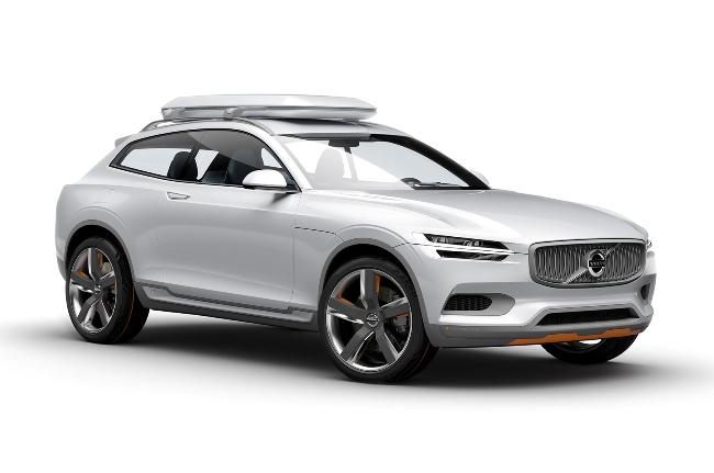новый Volvo XC Coupe