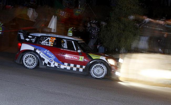 Mini остается в WRC до 2018 года
