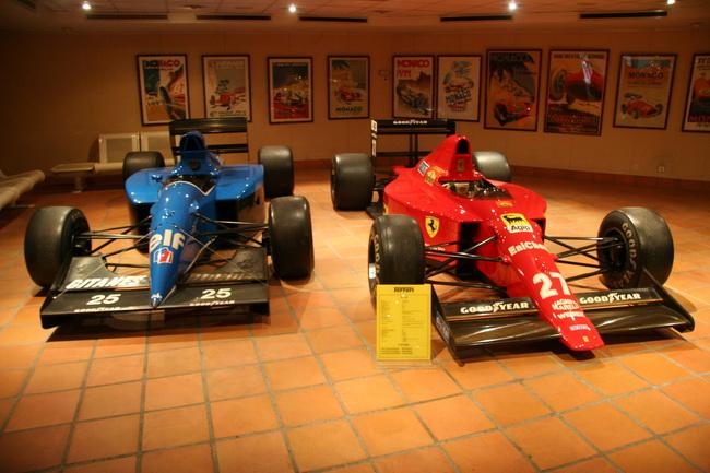 Автомобильный музей Принца Монако