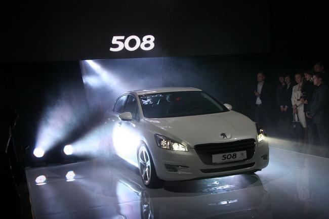 фото Peugeot 508