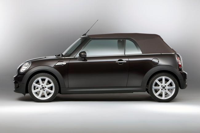 Новая специальная версия Mini поступит в продажу весной