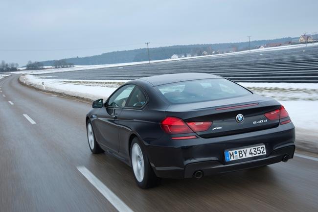 BMW 6 Series получила новый мотор и трансмиссию