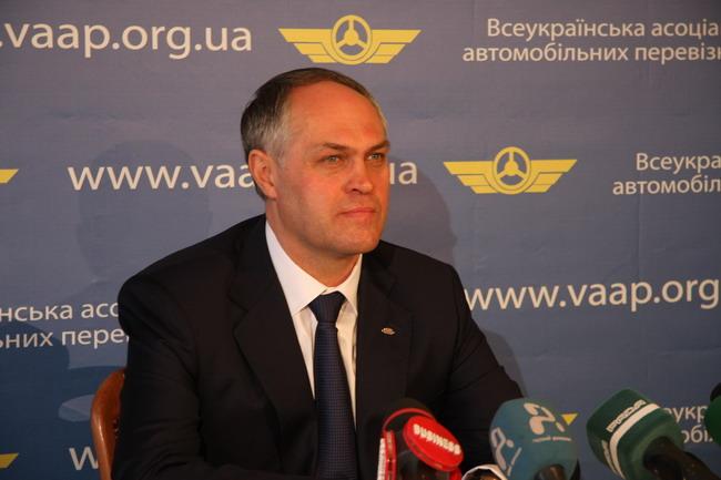 Президент ВААП - Игорь Шкиря