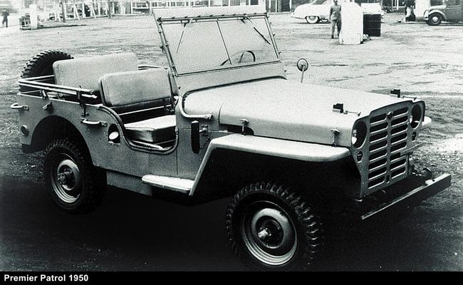 Nissan Patrol первого поколения