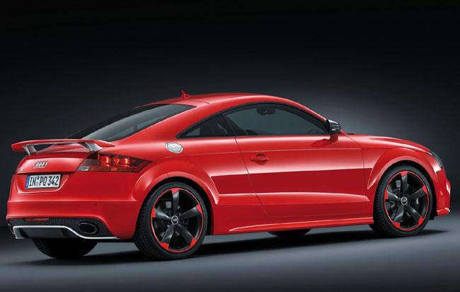 Представлена топовая Audi TT RS Plus