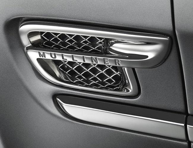 Представлен Bentley Mulsanne Mulliner Driving Specification