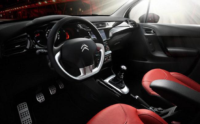 Женевский автосалон 2012: представлен серийный Citroen C3 Red Block