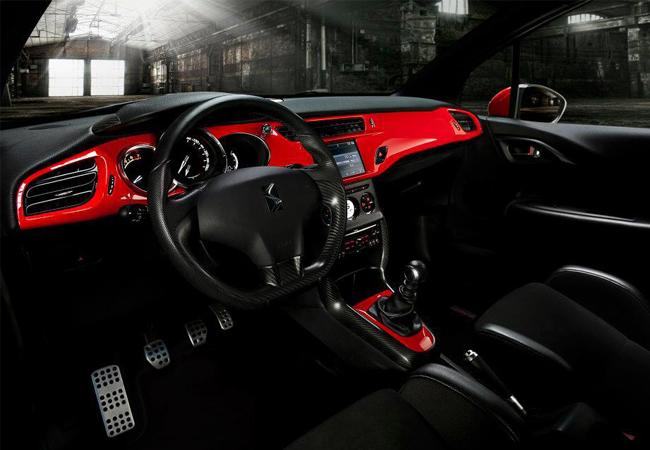 Женевский автосалон 2012: Citroen DS3