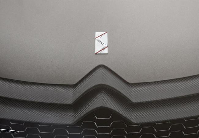 концепт-кар Сitroën DS4 Racing Сoncep