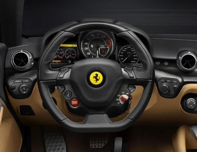 Женевский автосалон 2012: представлен Ferrari F12 Berlinetta