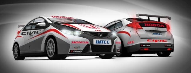 Honda приходит в Кузовной Чемпионат Мира WTCC