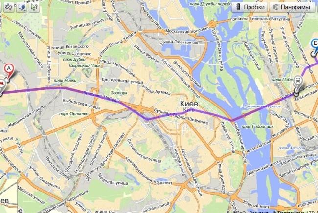Новый интернет-сервис от «Яндекс.Карты»
