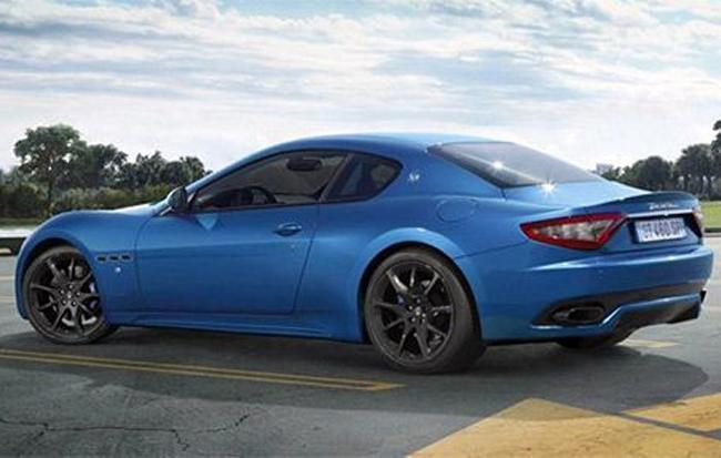 купе Maserati  GranTurismo