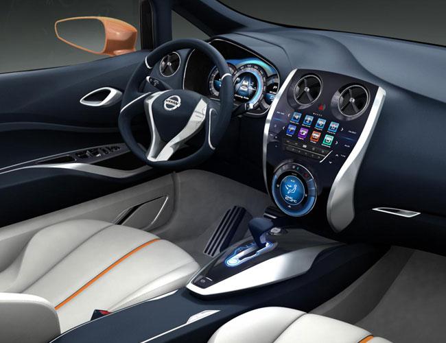 концепт Nissan Invitation