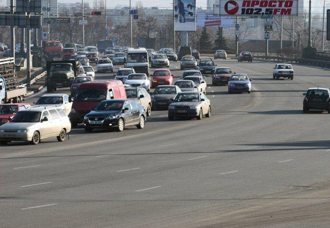 движение по Набережному шоссе перекрыто