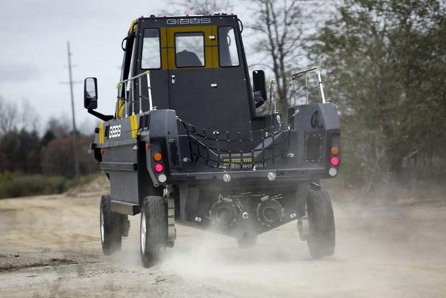 грузовик-амфибия Phibian