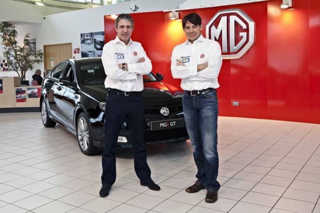 MG KX Momentum Racing в ВТСС
