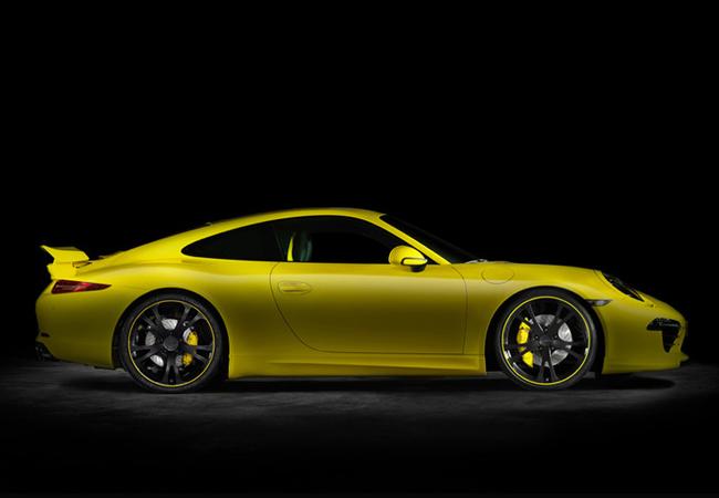 купе Porsche 911 Carrera