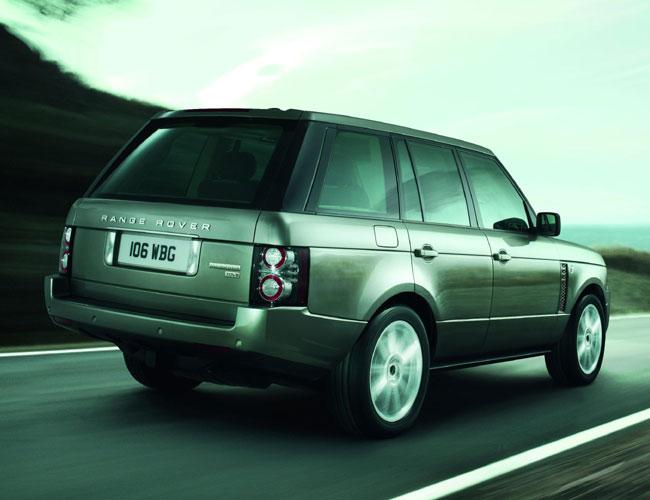 К 10-летию нынешнего Range Rover выпустят три специальные версии