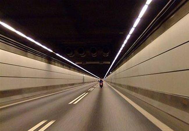 двухуровневые автодорожные туннели