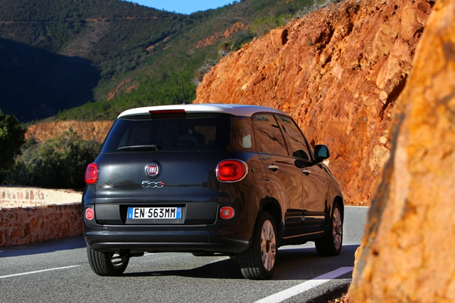 микровен Fiat 500L