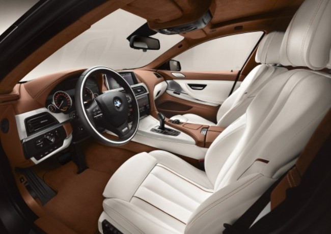 Купе BMW 6 Series Gran Coupe: тюнинг Hartge