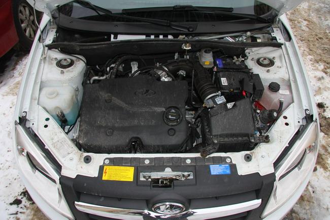 Тест-драйв Lada Granta с автоматом