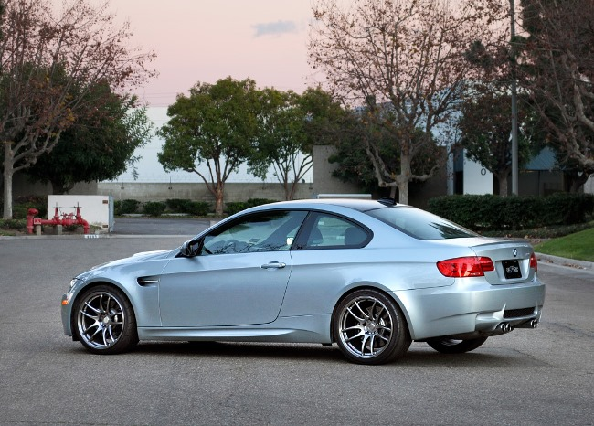 У BMW M3 новый механический нагнетатель