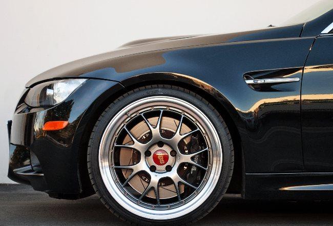 У родстера BMW M3 новый двигатель
