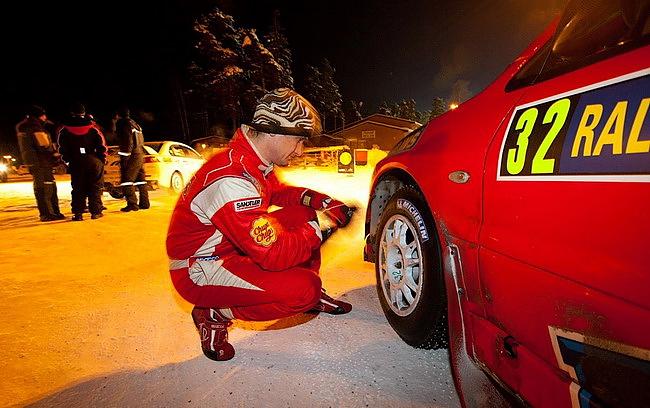 WRC 2013: Команда Mentos Ascania Racing