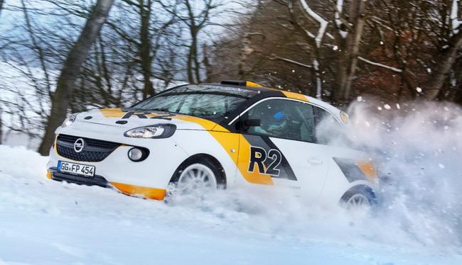 Opel Adam R2 на Женевском автосалоне 2013