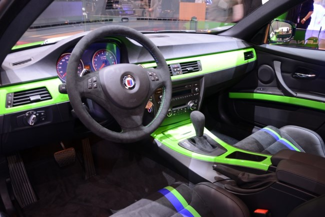 Alpina представит B3 Bi-Turbo - тюнинг BMW 3 Series